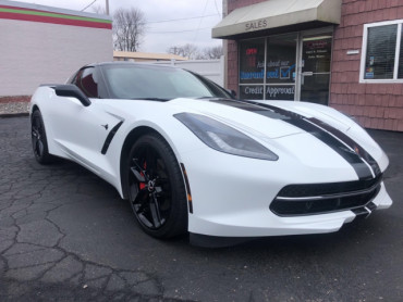 2015 CHEVROLET CORVETTE 3LT STINGRAY 3LT Coupe - 5784 - Image 1