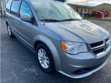 2013 DODGE GRAND CARAVAN SXT Van - 5850 - Image 1