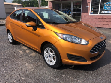2016 FORD FIESTA SE Sedan - 5877 - Image 1