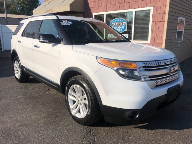 2013 FORD EXPLORER - Image 1