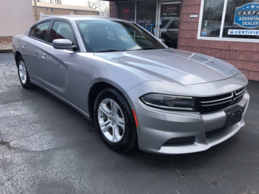 2016 DODGE CHARGER SE SE Sedan - 5987 - Image 1