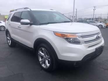 2013 FORD EXPLORER LIMITED SUV - 5998 - Image 1
