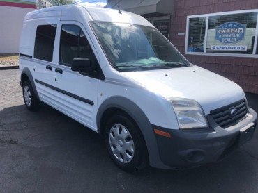 2013 FORD TRANSIT CONNECT - Image 1