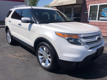 2014 FORD EXPLORER - Image 1