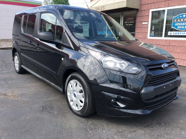 2015 FORD TRANSIT CONNECT - Image 1
