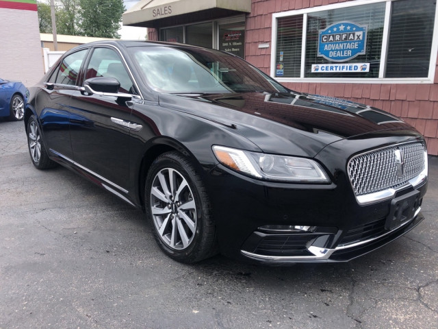 2017 LINCOLN CONTINENTAL - Image 1