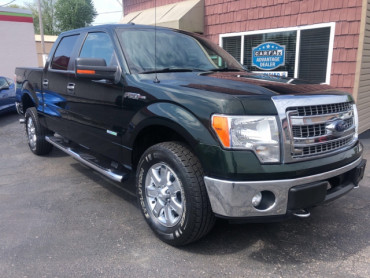 2013 FORD F150 - Image 1