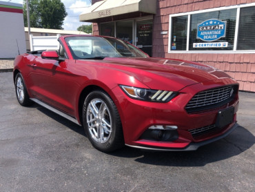 2016 FORD MUSTANG Convertible - 6199 - Image 1