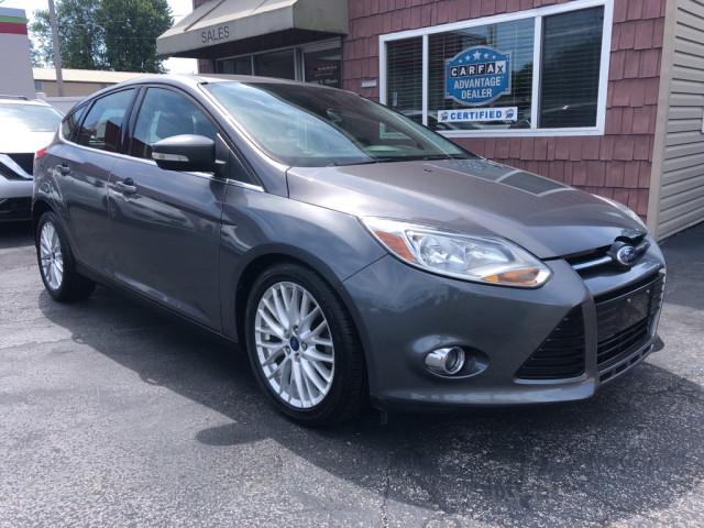 2012 FORD FOCUS - Image 1