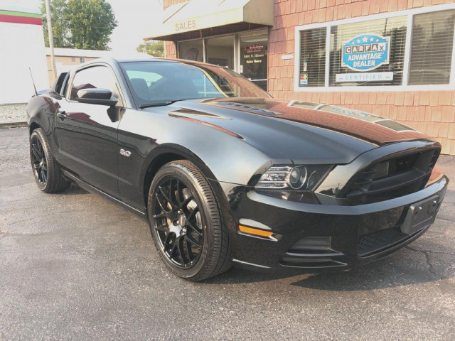 2014 FORD MUSTANG - Image 1