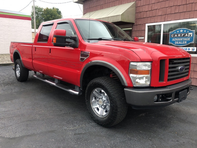 2008 FORD F350 FX4 - Image 1