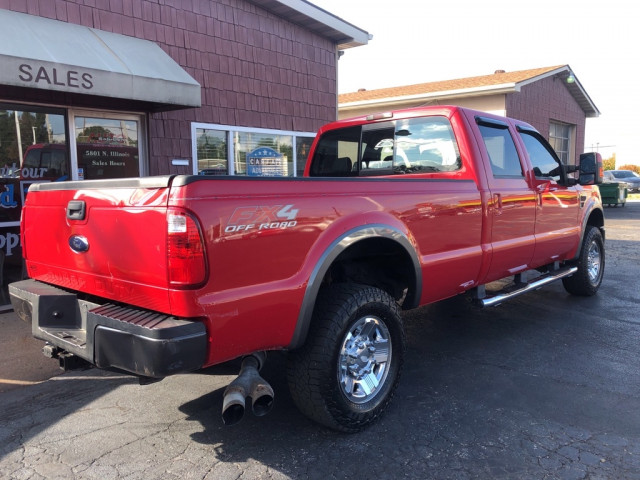 2008 FORD F350 FX4 - Image 7