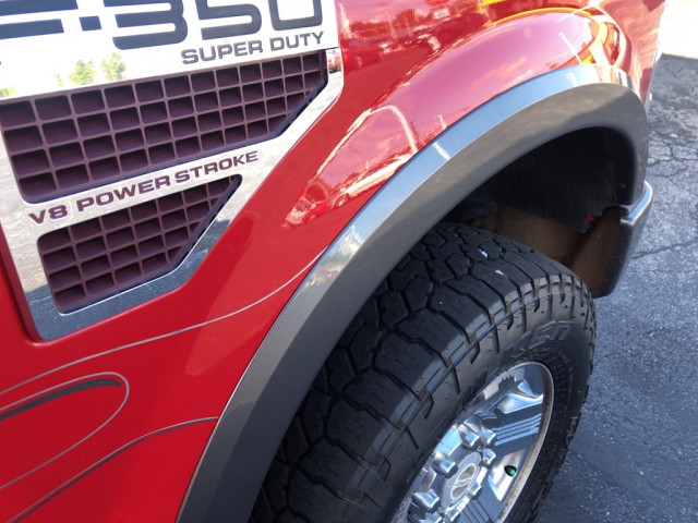 2008 FORD F350 FX4 - Image 10